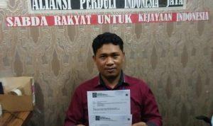 Alamsah Sihombing, Kordinator Perlindungan PMI LSM APIJ